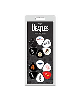 Beatles picks 12 pack