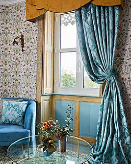 The Chateau Deco Heron Curtains