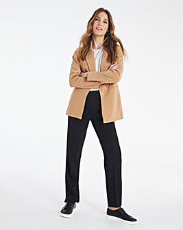Julipa Pull-On Comfort-Fit Trouser Reg