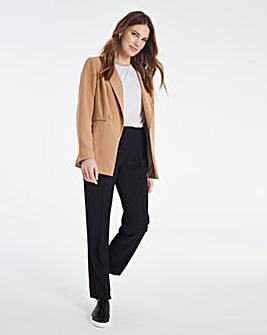 Julipa Pull-On Comfort-Fit Trouser Short