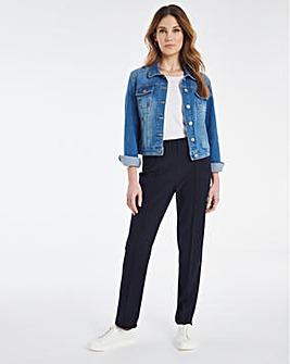Julipa Comfort Fit Trouser Extra Short