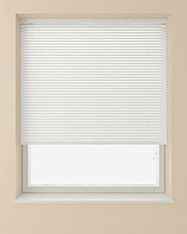 25mm PVC Slat White Venetian Blind