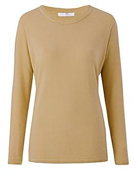 Supersoft Round-Neck Sweater