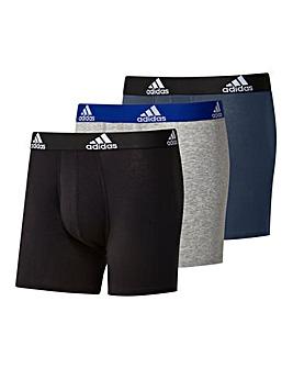 adidas Badge Of Sport Brief 3 Pack