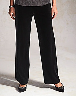 Velour Trouser Regular