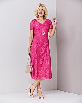 Plain Lace Dress 45