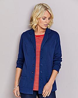 Jersey Leisure Jacket