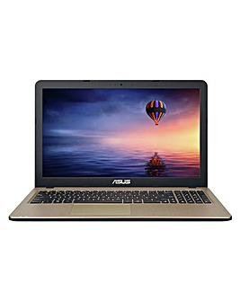 ASUS 15.6 Inch Silver 4GB 1TB Laptop