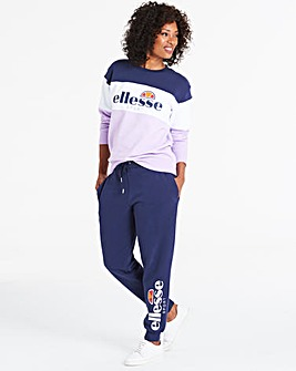 ellesse Corsano Cut and Sew Sweat