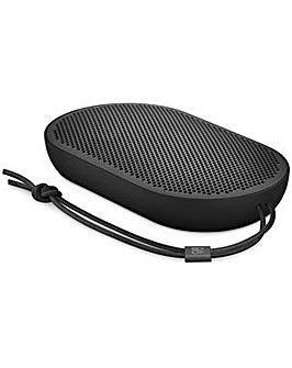 Beoplay P2 Bluetooth Speaker - Black