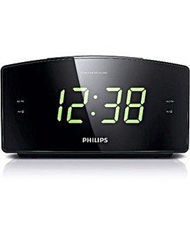 Philips AJ3400/05 Radio Alarm Clock