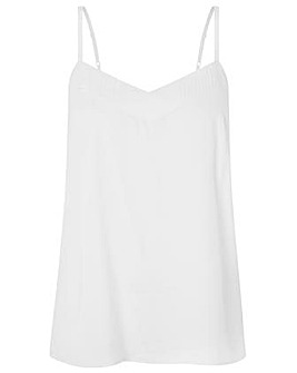 Monsoon Mae Pleat Cami