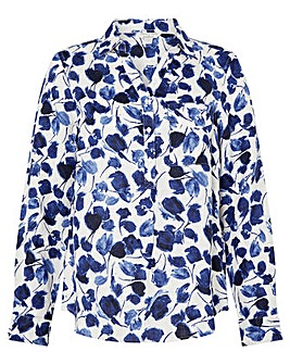 Monsoon Sharon Print Blouse