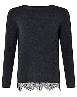 Monsoon Keira Recycled Polyester Jumper
