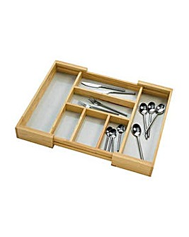 Wooden Expanding Cutlery Drawer