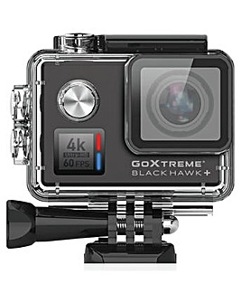 GoXtreme Black Hawk+ 4K Action Cam