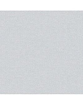 Boutique Shimmer Silver Plain Wallpaper
