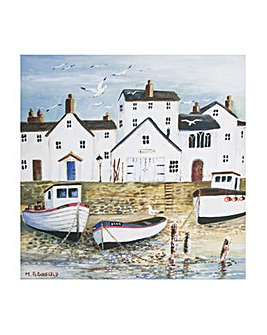 Harbourside 1 canvas