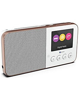 Pure Move T4 Rechargeable DAB Radio