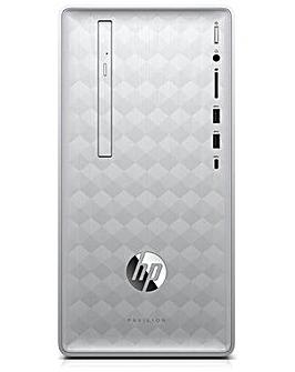 HP Pavilion i5 8GB 2TB Desktop PC