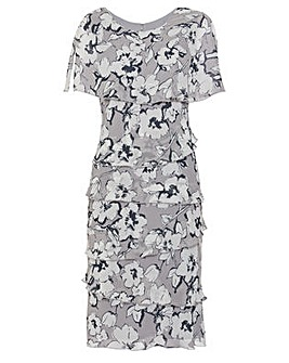 Gina Bacconi Dianora Floral Dress