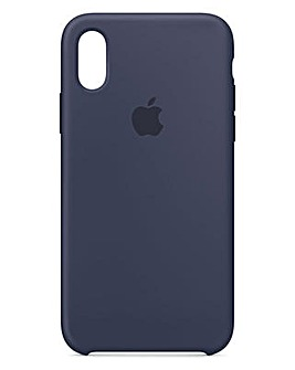 Apple iPhone Xs Silicone Phone Case