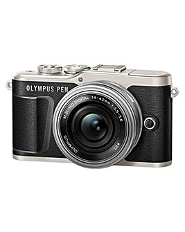 Olympus PEN E-PL9 Camera with 14-42 Lens