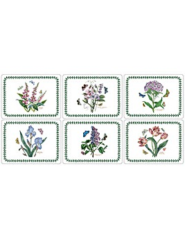 Botanic Garden Set of 6 Placemats