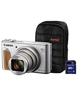 Canon Powershot SX740 Camera Kit