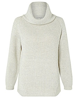 Monsoon Farley Recycled Polyester Jumper