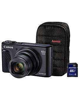 Canon Powershot SX740 Camera Kit