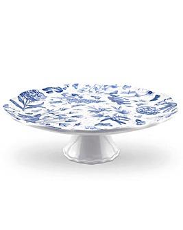 Portmeirion Botanic Blue - Cake Stand