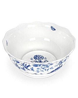 Portmeirion Botanic Blue - Salad Bowl