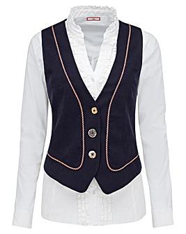 Joe Brown Historical Decadence Waistcoat