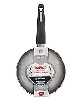 Tower 20cm Colour Change Frying Pan