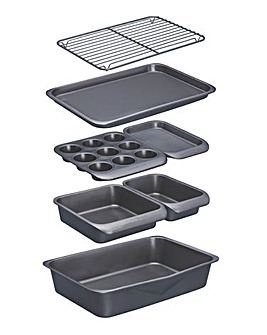 Smart Space Stacking Bakeware Set