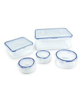 Lock & Lock 5 Piece Container Set