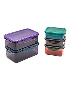 Lock & Lock Eco 5 Piece Container Set