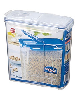 Lock & Lock 2 Piece Cereal Container Set