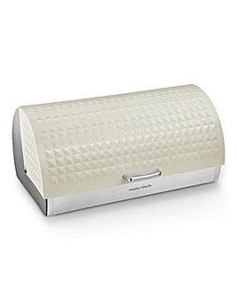 Morphy Richards Dimensions Roll Top Bread Bin