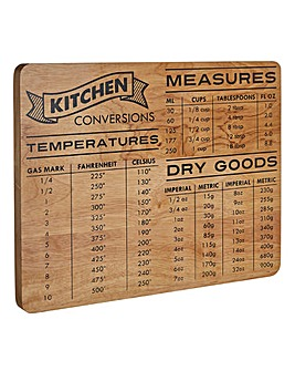 Conversion Table Board