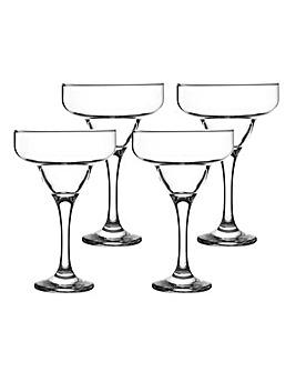 Ravenhead Set of 4 Margarita Glasses