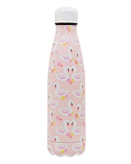 Sass & Belle Swan Water Bottle