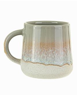 Sass & Belle Mojaze Glaze Grey Mug