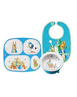 Petit Jour Peter Rabbit Dinner Set