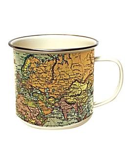 MOTW Enamel mug
