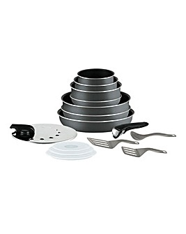 Tefal 15 Piece Pan Set