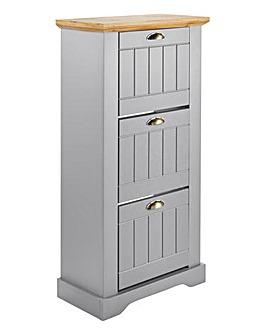 Hampton Shoe Cabinet