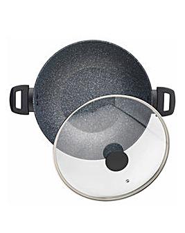 Salter Megastone Family Pan