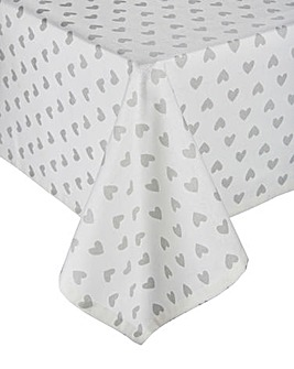 Country Hearts Tablecloth